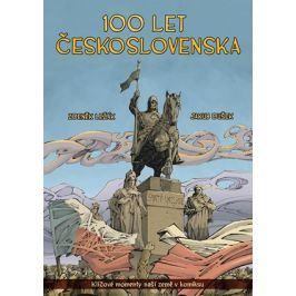 100 let Československa v komiksu | Zdeněk Ležák, Jakub Dušek