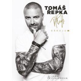 Tomáš Řepka: Děkuju | Tomáš Řepka, Jana Ciglerová