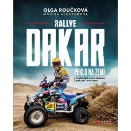 Rallye Dakar: Peklo na zemi | Olga Roučková, Monika Nikodemová