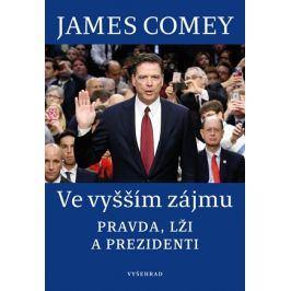Ve vyšším zájmu | James Comey