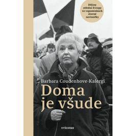 Doma je všude | Adéla Langhamerová, Barbara Coudenhove-Kalergi