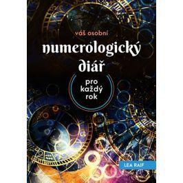 Váš osobní numerologický diář – pro každý rok | Lea Raif