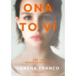 Ona to ví   Lorena Franco, Tereza Melicharová