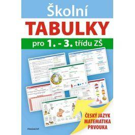 Školní TABULKY pro 1.-3. třídu ZŠ | Antonín Šplíchal, autora nemá