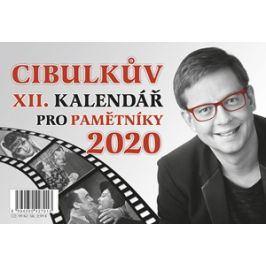 Cibulkův kalendář pro pamětníky 2020 | Aleš Cibulka