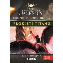 Percy Jackson – Prokletí Titánů | Dana Chodilová, Rick Riordan