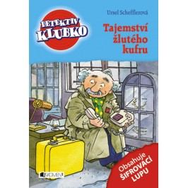 Detektiv Klubko – Tajemství žlutého kufru | Ursel Scheffler
