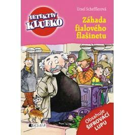 Detektiv Klubko – Záhada fialového flašinetu | Ursel Scheffler