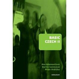 BasicCzechII+CD-AdamovičováAnaakolektiv
