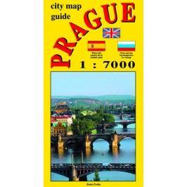 Citymap-guidePRAGUE1:7000-BenešJiří