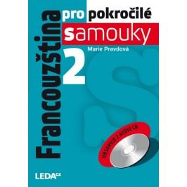 Francouzštinapropokročilésamouky2+2CD-PravdováMarie
