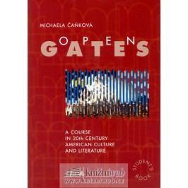 OpenGates–Americkáliteratura20.století-ČaňkováM.