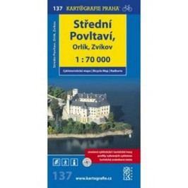 137StředníPovltaví,Orlík,Zvíkov1:70000-cyklomapa-neuveden