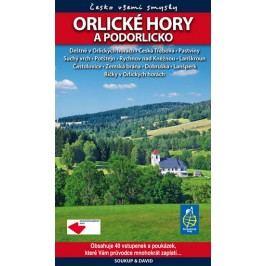 OrlickéhoryaPodorlicko-Českovšemismysly+vstupenky-kolektivautorů