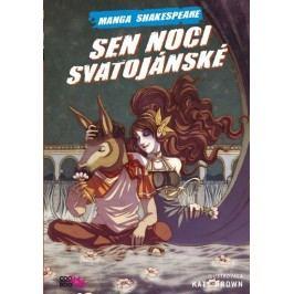 Sennocisvatojánské-komiks-ShakespeareWilliam