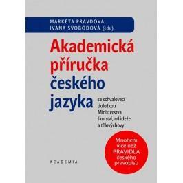 Akademickápříručkačeskéhojazyka-PravdováMarkéta,SvobodováIvana