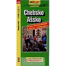 Chebsko,Ašsko1:60T-cyklomapa-neuveden