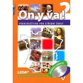 ONYVA!2-Francouzštinaprostředníškoly-učebnice+2CD-TaišlováJitka