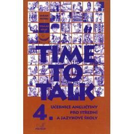 Timetotalk4-knihaprostudenty-PetersSarah,GráfTomáš