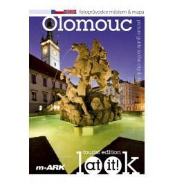 Olomouc-Turistickýfotoprůvodceoblastí+mapa(ČJ,AJ)-MarekIvan