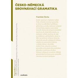 Česko-německásrovnávacígramatika-ŠtíchaFrantišek