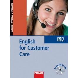 EnglishforCustomerCare+CD-neuveden