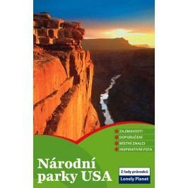 NárodníparkyUSA-LonelyPlanet-neuveden