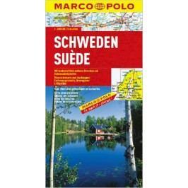 Švédsko/mapa1:800TMD-neuveden