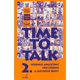 Timetotalk2-knihaprostudenty-PetersSarah,GráfTomáš