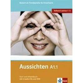 AussichtenA1.1Kurs-undArbeitsbuch+CD+DVD-HosniakolektivL.Ros-El