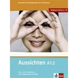 AussichtenA1.2Kurs-undArbeitsbuch+CD+DVD-HosniakolektivL.Ros-El