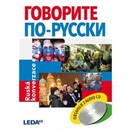Ruskákonverzace+2CD-FučíkováRenáta,JežkováAlena