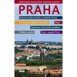 Praha-PrůvodcemagickýmsrdcemEvropy-DudákVladimír,PodrazilJiří