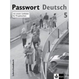 PasswortDeutsch5-Metodickápříručka(5-dílný)-AlbrechtU.,DaneD.,FandrychCh.