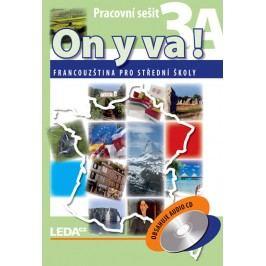 ONYVA!3A+3B-Francouzštinaprostředníškoly-pracovnísešity+CD-TaišlováJitka
