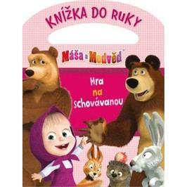 Mášaamedvěd-Knížkadoruky-Hranaschovávanou-Animaccord
