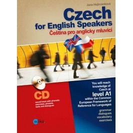 CzechforEnglishSpeakers/Češtinaproanglickymluvící+CDmp3-HejtmánkováJana