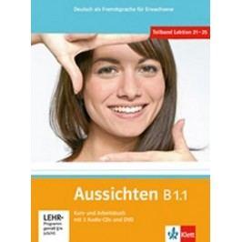 AussichtenB1.1Kurs-undArbeitsbuch+CD+DVD-HosniakolektivL.Ros-El