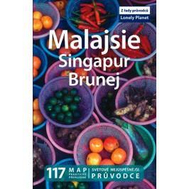Malajsie,Singapur,Brunej-LonelyPlanet-neuveden