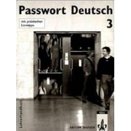 PasswortDeutsch3-Metodickápříručka(5-dílný)-AlbrechtU.,DaneD.,FandrychCh.