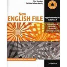 NewEnglishFileUpperIntermediateMultipackA-OxendenClive,Latham-KoenigChristina,