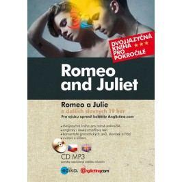 RomeoaJulieadalšíchslavných19her/RomeoandJuliet+CDmp3-ShakespeareWilliam