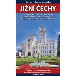 JižníČechy-Českovšemismysly+vstupenky-MikyskováPavla,DavidPetr,DavidPetrml.,LudvíkPetr,SoukupVladimír