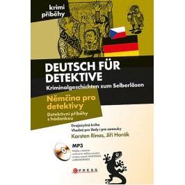 Němčinaprodetektivy/DeutschfürDetektive+CDmp3-RinasKarsten