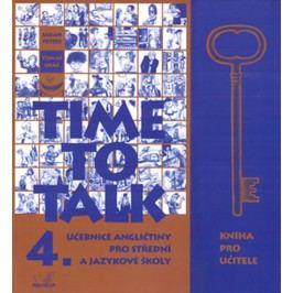 Timetotalk4-knihaproučitele-PetersSarah,GráfTomáš