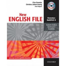 NewEnglishFileElementaryMultipackB-OxendenClive