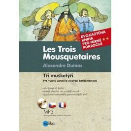 Třimušketýři/LesTroisMousquetairesf+CDmp3-DumasAlexandre