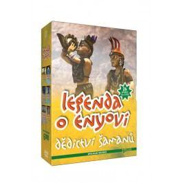 LegendaoEnyovi-Dědictvíšamanů-6DVDslim-neuveden