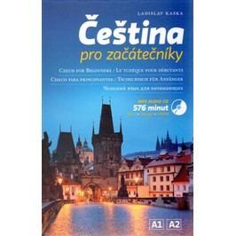 Češtinaprozačátečníky(AJ,FJ,ŠJ,NJ,RJ)+CDmp3-KaskaLadislav