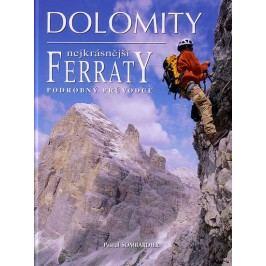 Dolomity-NejkrásnějšíFerraty-podrobnýprůvodce-SombardierPascal